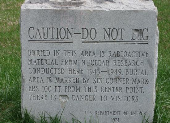 Nuclear Marker Palos